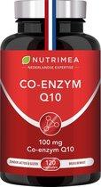 Co Enzym Q10 –Antioxidanten - Anti age - NUTRIMEA – 120 capsules