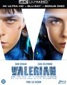 Valerian And The City Of A Thousand Planets (4K Ultra HD Blu-ray)
