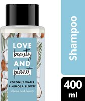 Love Beauty and Planet Shampoo Volume & Bounty - 400 ml