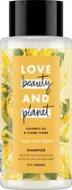Love Beauty and Planet Shampoo Coconut Oil & Ylang Ylang - 400 ml