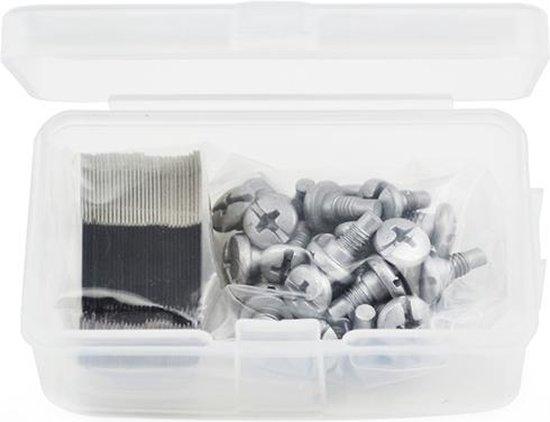 Reserve mes - mesjes voor Gardena robotmaaier - Husqvarna automower - 30st - plastic box