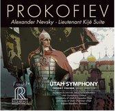 Prokofiev: Alexander Nevsky / Lieutenant Kije Suit
