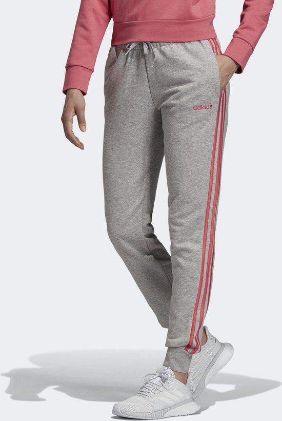bol.com | adidas W E 3S Pant Dames Joggingbroek - Medium ...