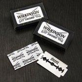 Wilkinson Sword Classic double edge scheermesjes 10 stuks