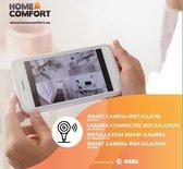 Home Comfort Indoor Beveiligingscamera Installatie - Voucher