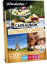 Wonderbox Cadeaubon - Ultimate Choice