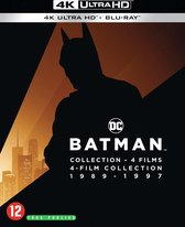 Batman Collection (4K Ultra HD Blu-ray)