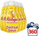 Robijn Zwitsal Geur Wasverzachter - 6 x 60 wasbeurten - Voordeelverpakking