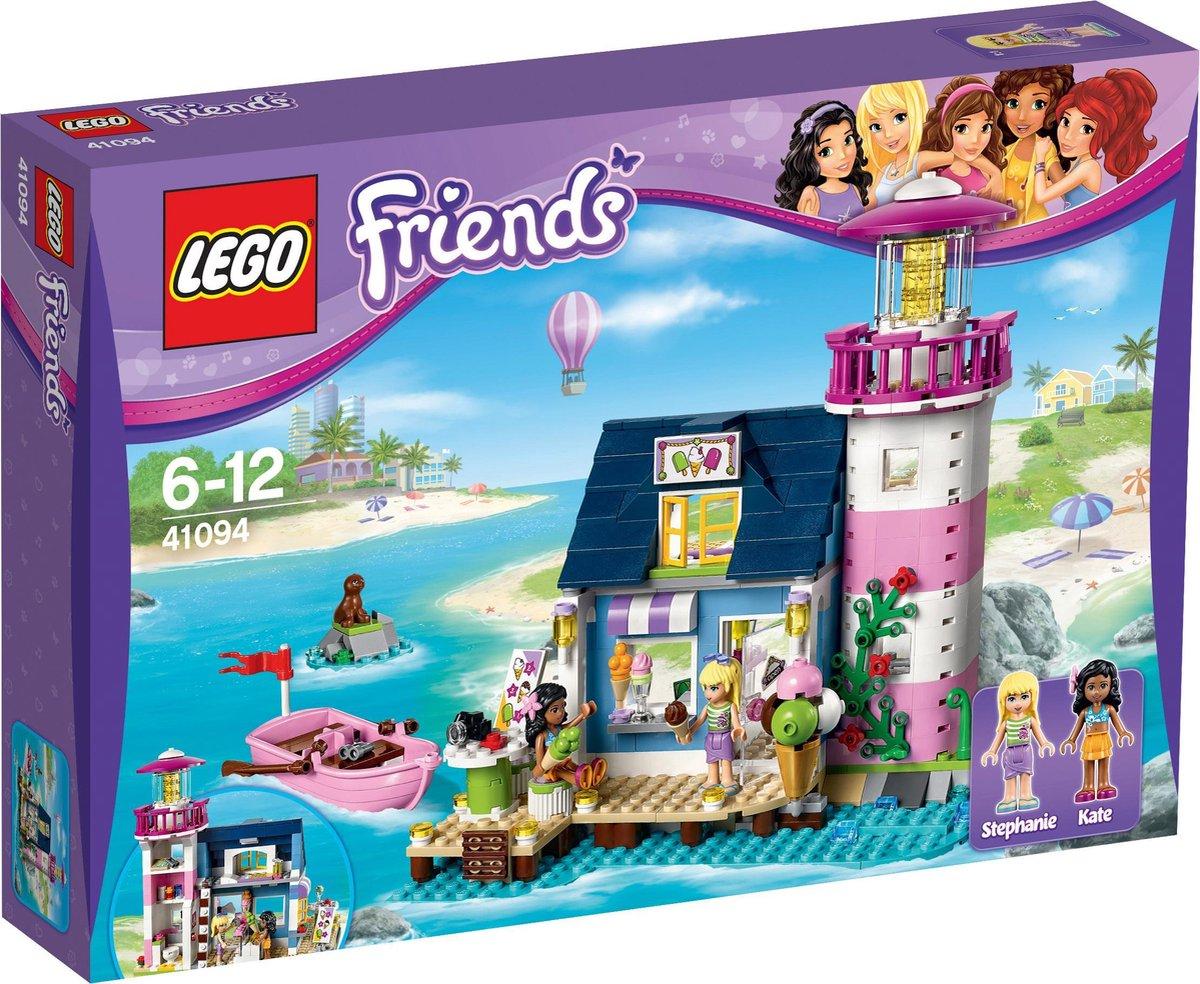 LEGO 41094 Heartlake Vuurtoren