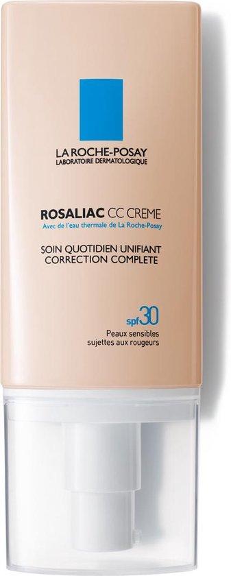 La Roche-Posay Rosaliac CC crème (SPF 30) - 50ml - Corrigeert