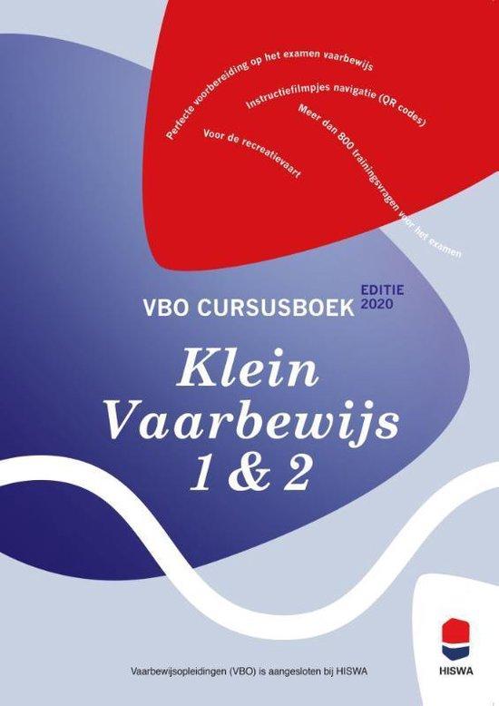 Afbeelding van Cursusboek Klein Vaarbewijs 1 en 2