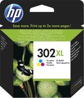 HP 302XL - Inktcartridge / Kleur / Hoge Capaciteit