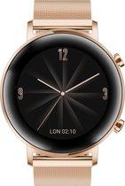 Huawei Watch GT 2 - roze goud - metalen band