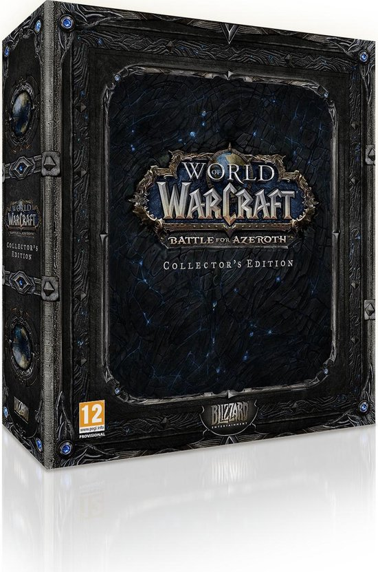 World of Warcraft: Battle for Azeroth - Collector's Edition - Windows - Blizzard