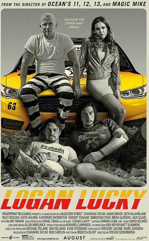 Logan Lucky (Blu-ray)