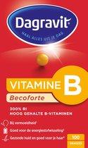 Dagravit Vitamine B Becoforte Voedingssupplement - 100 tabletten