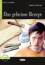 Lesen und Üben A1: Das geheime Rezept Buch + Audio-CD