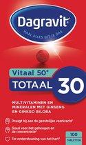 Dagravit Vitaal 50+ - 100 Tabletten - Multivitamine