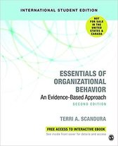 Essentials of Organizational Behavior (International Student Edition)
