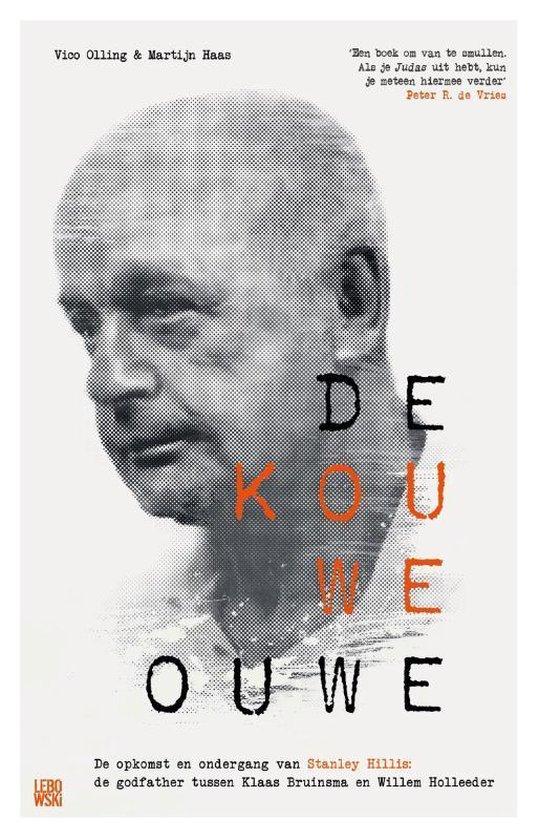 Boek cover De Kouwe Ouwe van Martijn Haas (Paperback)