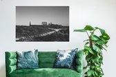 Middle of nowhere / Wanddecoratie / Canvasdoek binnen / 60 x 40