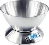 Camry - Digitale Keukenweegschaal EK4150  - Roestvrij staal - 5kg