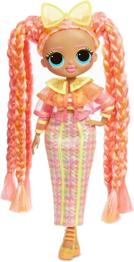 L.O.L. Surprise OMG Doll Neon Series Dazzle - Modepop