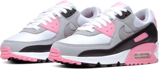 air max thea grijs roze
