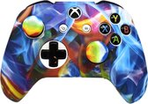 Xbox One Controller Skin | Controller hoesje + Thump grips | Waves
