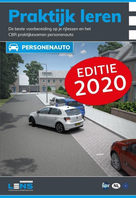 Lens verkeersleermiddelen - Praktijk leren personenauto - S. Greving   Readingchampions.org.uk