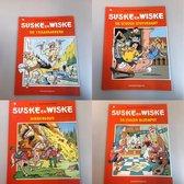 Suske & Wiske deel 5 t/m 8 Shell-uitgave