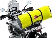 Motortas / Waterdichte tas QBAG Rolle 07, Polyamide, 50 Liter, Neon Geel