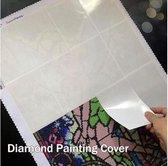 "Diamond Painting ""JobaStores®"" Afdekfolie 10x15cm (20 stuks)"