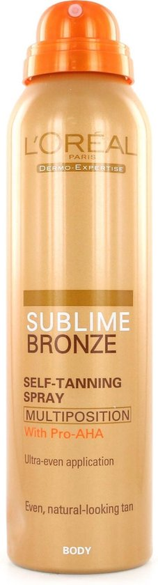 L'Oréal Sublime Bronze Self-Tanning Multiposition Body Spray