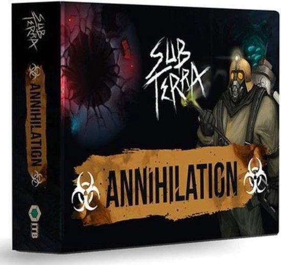 Thumbnail van een extra afbeelding van het spel Sub Terra: Annihilation – uitbreiding