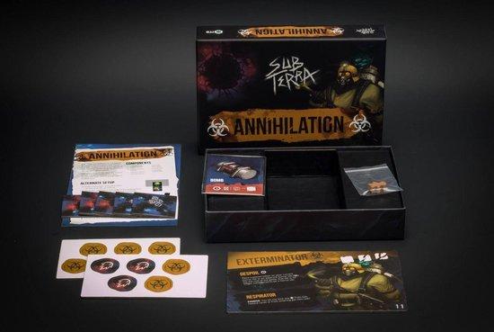 Afbeelding van het spel Sub Terra: Annihilation – uitbreiding
