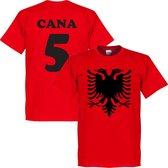 Albanië Adelaar Cana T-Shirt - M