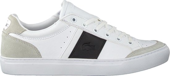 Lacoste Courtline 319 Heren Sneakers - Wit - Maat 42