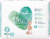 Pampers Pure Protection Baby Luiers Maat 2 - 27 luiers