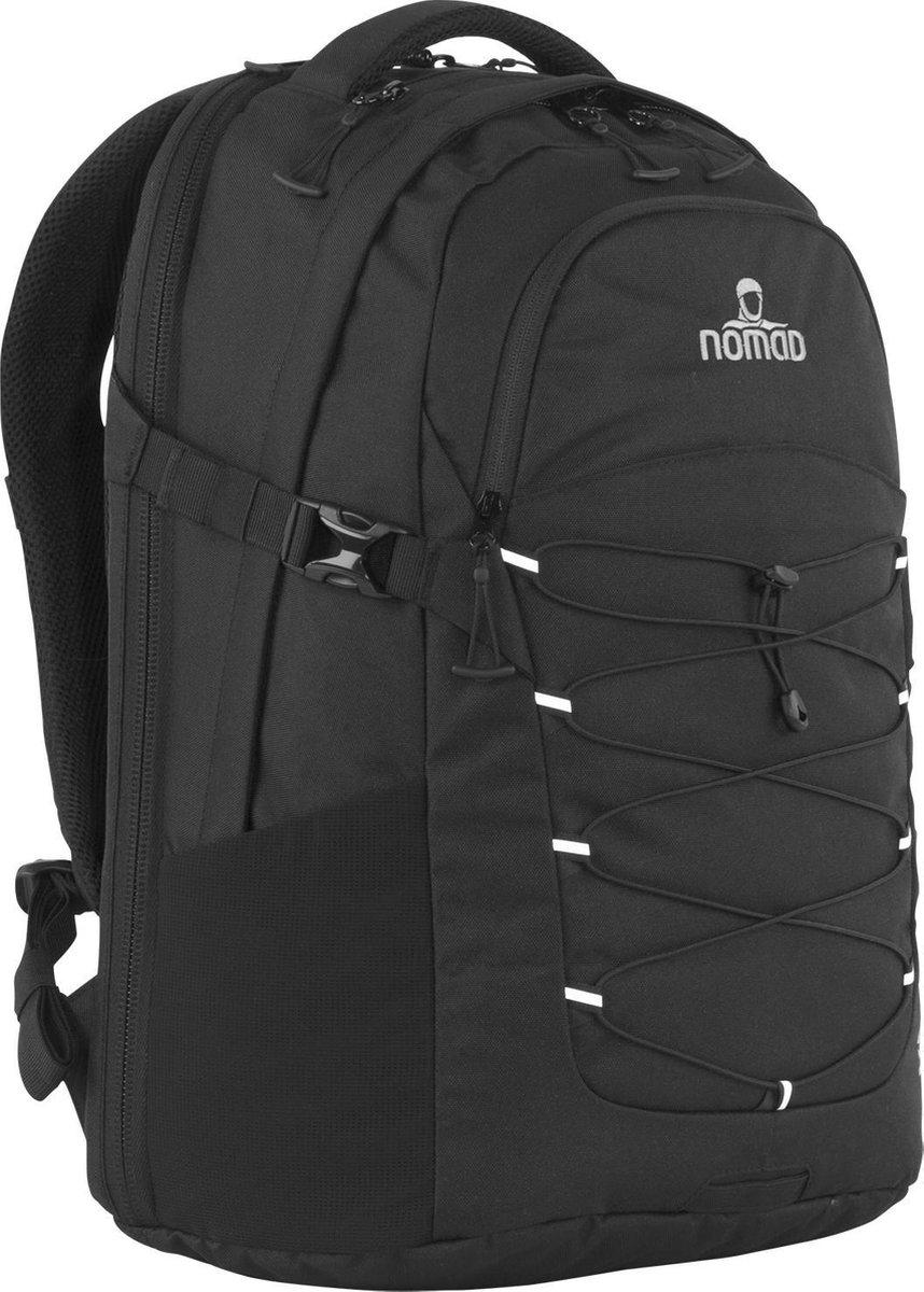 NOMAD Velocity - Laptoptas - 24 L - Zwart kopen
