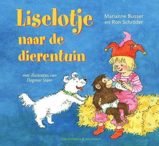 Liselotje  -   Liselotje naar de dierentuin