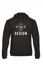sweater / hoodie bedrukt met eigen naam / tekst