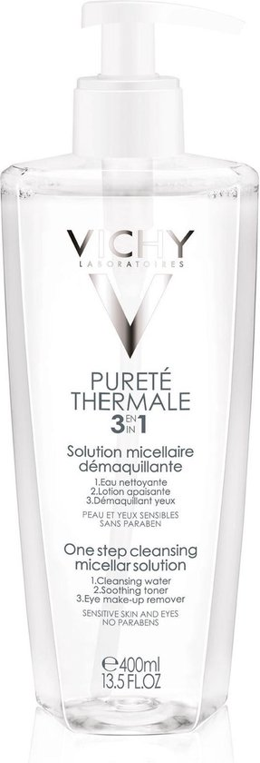 Vichy Solution Micellaire - 400 ml - VICHY