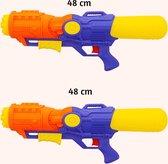 2 x waterpistool - waterkanon - water pistool - speelgoed