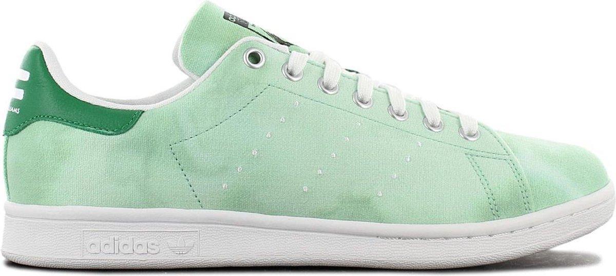 adidas PHARRELL WILLIAMS HOLI PACK Stan Smith PW HU Sneakers Sportschoenen Schoenen Groen AC7043 Maat EU 44 UK 9.5