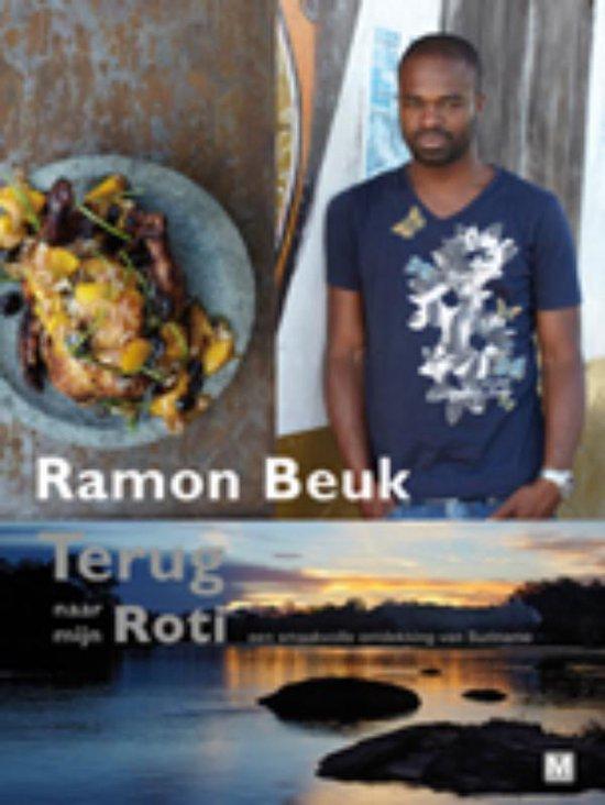 Boek cover Terug naar mijn Roti van Ramon Beuk (Hardcover)
