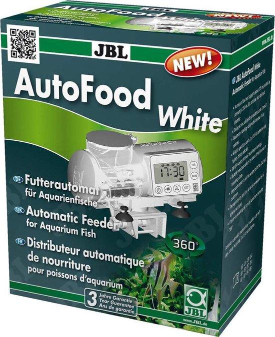 TZ® Transparante Automatische visvoeder | Vis voeder met LCD-display en timer voor aquarium | Voederapparaat | Pet feeder | Automatisch voeren eten geven