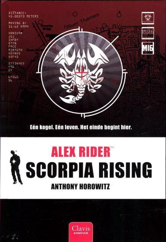 Alex Rider 9 - Scorpia Rising - Anthony Horowitz |