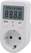Energiemeter | Verbruiksmeter | Energieverbruiksmeter | Elektriciteitsmeter