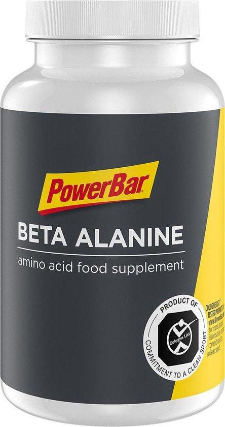 Powerbar Supplementen Beta Alanine 112 Tabs